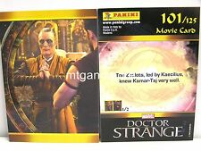 Doctor Strange Movie Trading Card - 1x #101 Movie Card-TCG