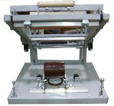 Manual Cylinder screen printing machine,pen, mug, cup, bottle printer New2