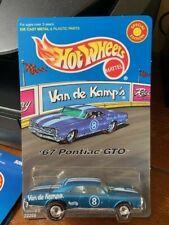 1999 Hot Wheels Van de Kamp's '67 Pontiac GTO