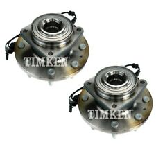 Pair Set of 2 Rear Timken Wheel Bearing and Hub Kit for Nissan Armada 12-15 4WD