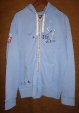 NWT 2013 Men's Polo Ralph Lauren Beach RL & Co print Zip Up Hoodie Size Large