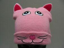 KITTY CAT - WESTERN CHIEF - KIDS SIZE STOCKING CAP BEANIE HAT!