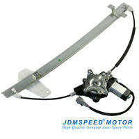 Power Window Regulator Rear LH w/ Motor for Nissan Titan Armada Infiniti QX56