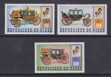 1981 Royal Wedding Charles & Diana MNH Stamp Set Niger Perf SG