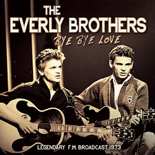 EVERLY BROTHERS New Sealed UNRELEASED 1973 LIVE CONCERT CD