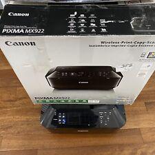 Canon PIXMA MX922 Wireless Office All-in-One Printer - 9600 dpi Color -FAX READY