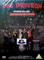 One Direction - Where We Are (Live Concert) Music DVD 2014 New And Sealed