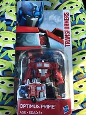 Transformers Legends Class OPTIMUS PRIME 3-Inch Mini Action Figure New 2013