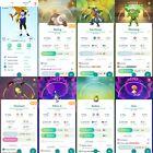 Pokémon Account Go Level 42   187 Shiny   302 Legendary   383, 4* (RARE)