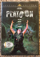 Platoon (Dvd, 2009, Special Edition - Single Disc Version) Brand New!
