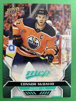 2020-21 Upper Deck MVP High Series #201 Connor McDavid Edmonton Oilers