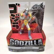 """Playmates 6.5"""" Godzilla Jet Jaguar 2021 In hand Brand New"""