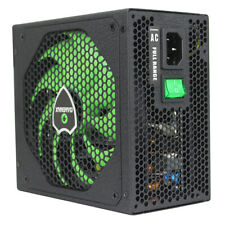 GAME MAX 600W Modular 80+ Certified ATX PSU PC Gaming Power Supply 14cm Fan NEW