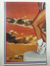 Merlin Collections 1992 Gladiators Sticker Number 77 Falcon