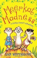 Meerkat Madness (Awesome Animals), Whybrow, Hearn 9780007411535 Free Shipping+-