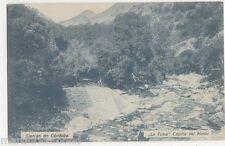 Argentina, Sierras de Cordoba, La Toma Capilla del Monte Postcard, B426