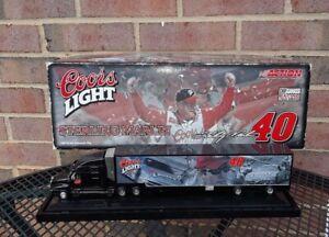 Coors Light Transporter Souvenir Rig Sterling Marlin #40 1:64 Action NASCAR