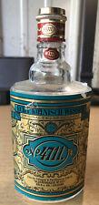Echt Kolnisch Wasser No. 4711 Original Eau de Cologne 13.5oz 400 ml 50% Full