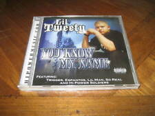 Chicano Rap CD Lil Tweety - You Know My Name - Espanto Lil Man Trigger So Real