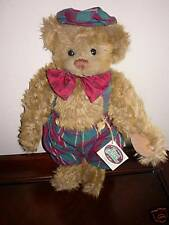 Ganz Cottage Collectibles Teddy Bear ~ Dempster ~ MWT