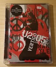 U2 - VERTIGO 2005//LIVE FROM CHICAGO - DVD SIGILLATO (SEALED)