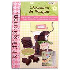 KIT CHOCOLATS A FAIRE ET A OFFRIR  NEUF LOISIRS CREATIF KR40