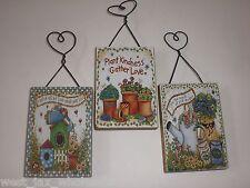 Inspirational Gardening Kitchen Refrigerator Magnet Mom Gift Set 12 Magnets New
