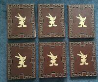 BD EO lot 6 tome 1 à 6 Integrale Asterix Dargaud Rombaldi  P2