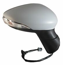 Ford B-Max 2012-> Door Wing Mirror Electric Primed O/S Driver Right