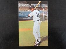 1985 Tcma New York Yankees Billy Sample Postcard