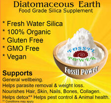 Diatomaceous Earth 500 g 100 % PURE