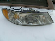 1998 2000 2002 CONTINENTAL RIGHT HEADLIGHT HAS WEAR OEM USED ORIG LINCOLN PART