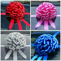 Giant Car Bow / Extra Large Gift Bow  All colours with Superfast Dispatch!!