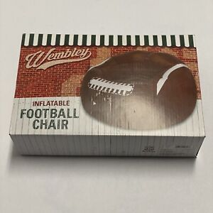 2016 Wembley Inflatable Football Chair New