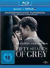 Fifty Shades of Grey Dakota Johnson E. L. James Blu-ray Disc - OVP - NEU