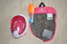 Authentic Tribord Snorkel Mask XS Pink
