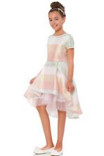 NEW Truly Me Hannah Banana Hi Low Fancy Tween Girls Party Dress 10
