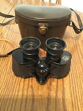 CARL ZEISS 8X30 B Binoculars with Case. Made in Germany