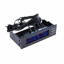 5.25 Inch PC LCD Front Panel 3 Pin Home Temperature Display Fan Speed Controller