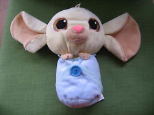"Nanco / Universal StudiosThe Tale of Desperaux Mouse in Blue Blanket 11"" Tall"