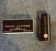 Marc Jacobs Le Marc Lip Creme Lip Stick~#222 Boy Gorgeous~0.05oz Mini IPSY