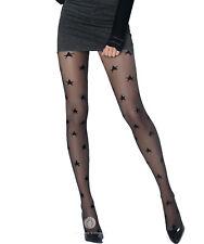 "Sexy Ladies Fashion Design Stars Patterned Tights By Sentelegri ""SISI"""