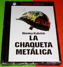 LA CHAQUETA METALICA / FULL METAL JACKET - DVD+LIBRO - DVD R2 - PRECINTADA