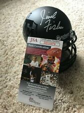 Jimbo Fisher Signed Autographed Texas A&M Mini Football Helmet Aggies JSA COA!