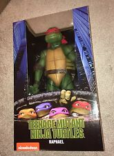 NECA Teenage Mutant Ninja Turtles RAPHAEL 1/4 Scale Action Figure TMNT 1990 NEW
