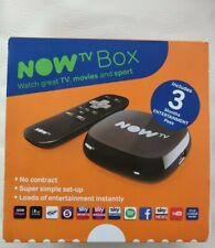 New - NOW TV 4200SK Box HDMI WiFi