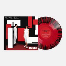 The White Stripes De Stijl Exclusive VMP Edition Red Black Splatter Vinyl LP