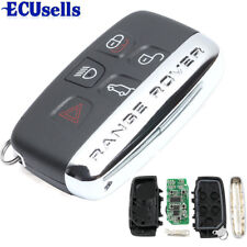 Remote Car Key Fob for Land Rover LR2 LR4 2012-2015,Range Rover Evoque Sport