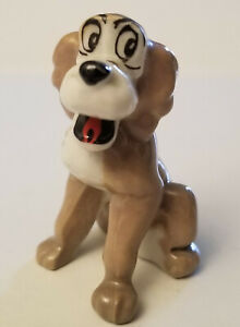 'Toughy' - Wade Whimsie: Lady and the Tramp, Vintage 1960s Figurine