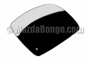 Mazda Bongo Rear Tailgate Mirror Glass  All Models - 1995 onwards